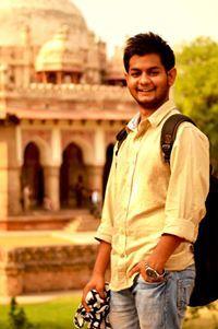 Prabhav Kashyap Travel Blogger