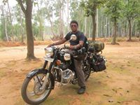 Debjyoti Bose Travel Blogger