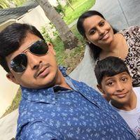 Irshad Momin Travel Blogger