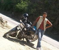 Sarang Mahajan Travel Blogger