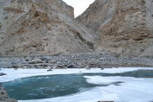 Chadar trek - Memories unleashed!!