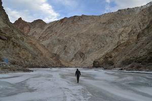 Chadar trek - Memories unleashed!!