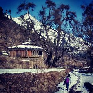 Through the wilderness of Parvati valley