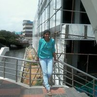 Varsha Manoharan Travel Blogger