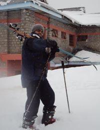 Ashwin Rastogi Travel Blogger