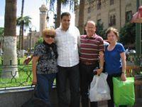 Belal Ghoneim Travel Blogger