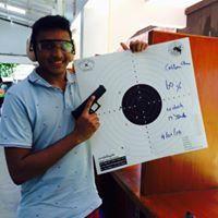 Malvik Shah Travel Blogger
