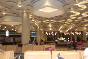 T2 Mumbai Airport is aesthetically better than T3 Delhi.