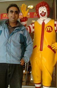 Onkesh Upadhyay Travel Blogger