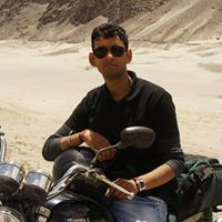Lavesh Tyagi Travel Blogger