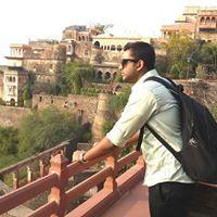 Sreejit Sreekumar Travel Blogger