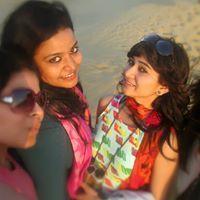 Megha Panwar Travel Blogger