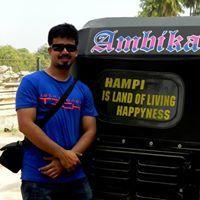 Rajesh Rane Travel Blogger