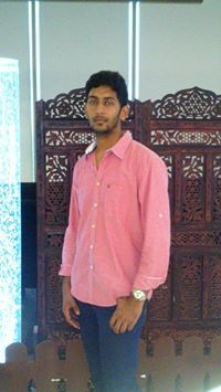 Vishnu Chennuru Travel Blogger
