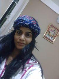Jaimini Luharia Travel Blogger