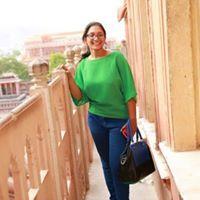 Vidushi Sah Travel Blogger