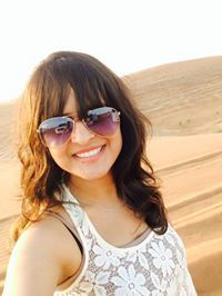 Poonam Valecha Travel Blogger