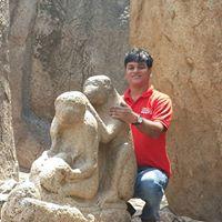 Kiran Patil Travel Blogger