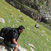 Gaurav Saini Travel Blogger