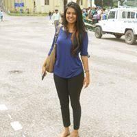 Mansi Pandey Travel Blogger