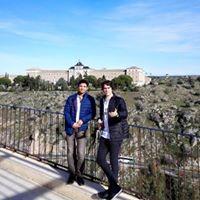Alvaro Ochoa Travel Blogger