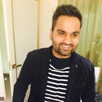 Anil Ahuja Travel Blogger