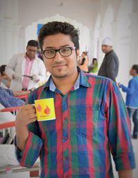 Anuj Saxena Travel Blogger