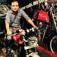 Arnab Chakraborty Travel Blogger