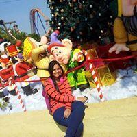 Krati Rokadiya Travel Blogger