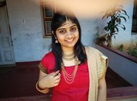 Prakruthi Prabhakar Travel Blogger