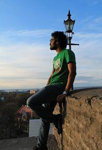 Venkat Subramaniam Travel Blogger