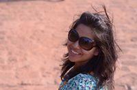 Shreya Kiran Travel Blogger
