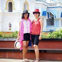 Ashna Shah Travel Blogger