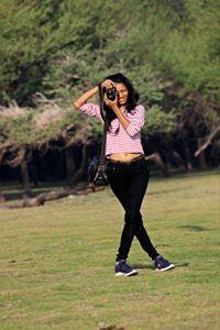 Añüja Suthar Travel Blogger