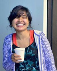 Shilpa Krishnan Travel Blogger