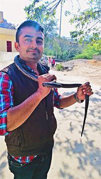 Rajveer Nirwan Travel Blogger