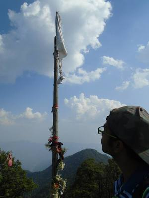 The solo trek with fear and hope – Nag Tibba