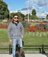 Abhiuday Srivastava Travel Blogger