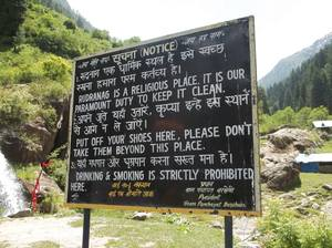 Kasol, Kheerganga - The land of Trance