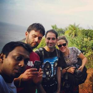 Gokarna: You live a dream and dream another