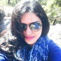 Shivali Sharma Travel Blogger