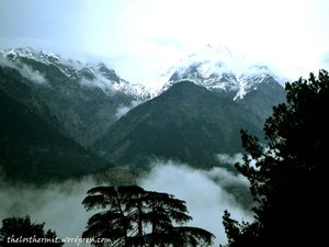 The Art of Contemplation in the Mountains-days at Reckong Peo/Himachal