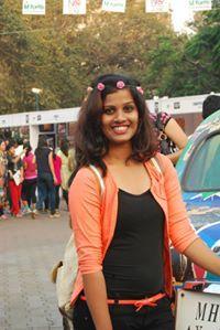 Mansi Kardekar Travel Blogger