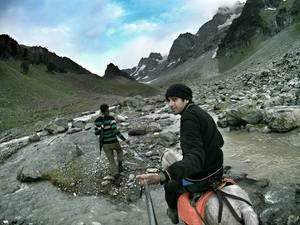 Kashmir in summer  compilation video