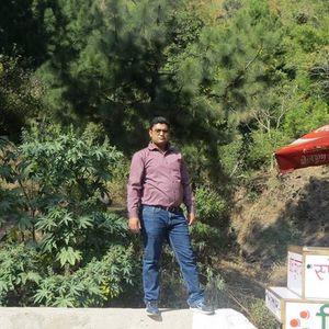 Kshitiz Goel Travel Blogger