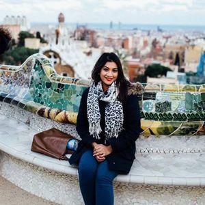 Shazia Aga Travel Blogger