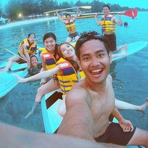 Ida Bagus Pradnyaparamitha M Travel Blogger