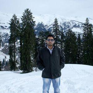 Deepak Rao Yadav Bhadargadia Travel Blogger