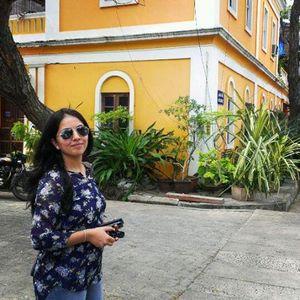 Hiral Sarvaiya Travel Blogger