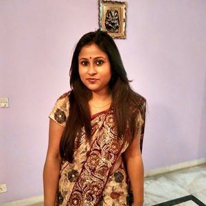 Varsha Saha Travel Blogger